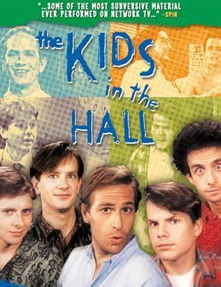Kids in the Hall - Broadway Video/CBC(short film segment) Lorne Michaels, exec. prod. Bronwen Hughes, dir.