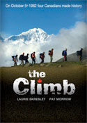 The Climb - Screen Door/Nomad Films/CBC Heather Haldane,Mary Young Leckie, exec. prods. Mark Johnston, dir.