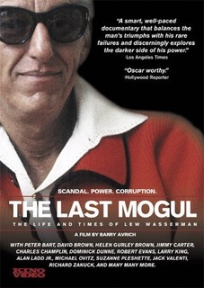 The Last Mogul:The Life and Times of Lew Wasserman - ThinkFilmListen NowHollywood NocturnePresidential ThemeNat Brescia, Brian Linehan, prods.Barry Avrich, dir.