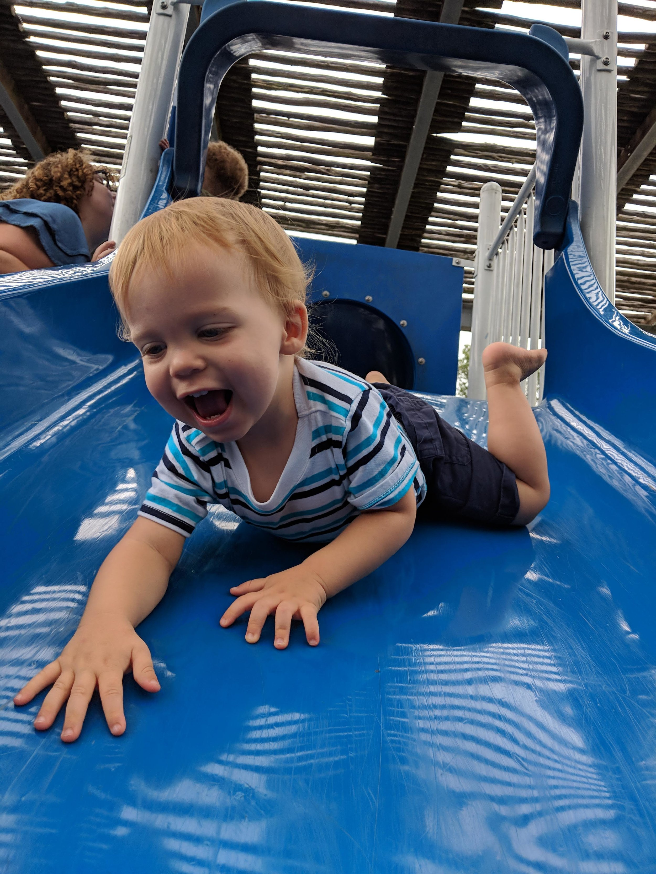 Playgrounds - Both PHP East and PHP West have playgrounds.The PHP West playground is a favorite of parents of preschoolers.