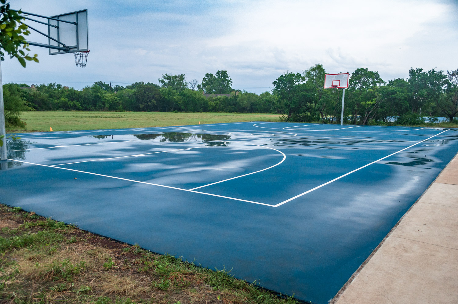 Basketball Courts - There are two basketball courts located in PHP West. They are first come, first serve.
