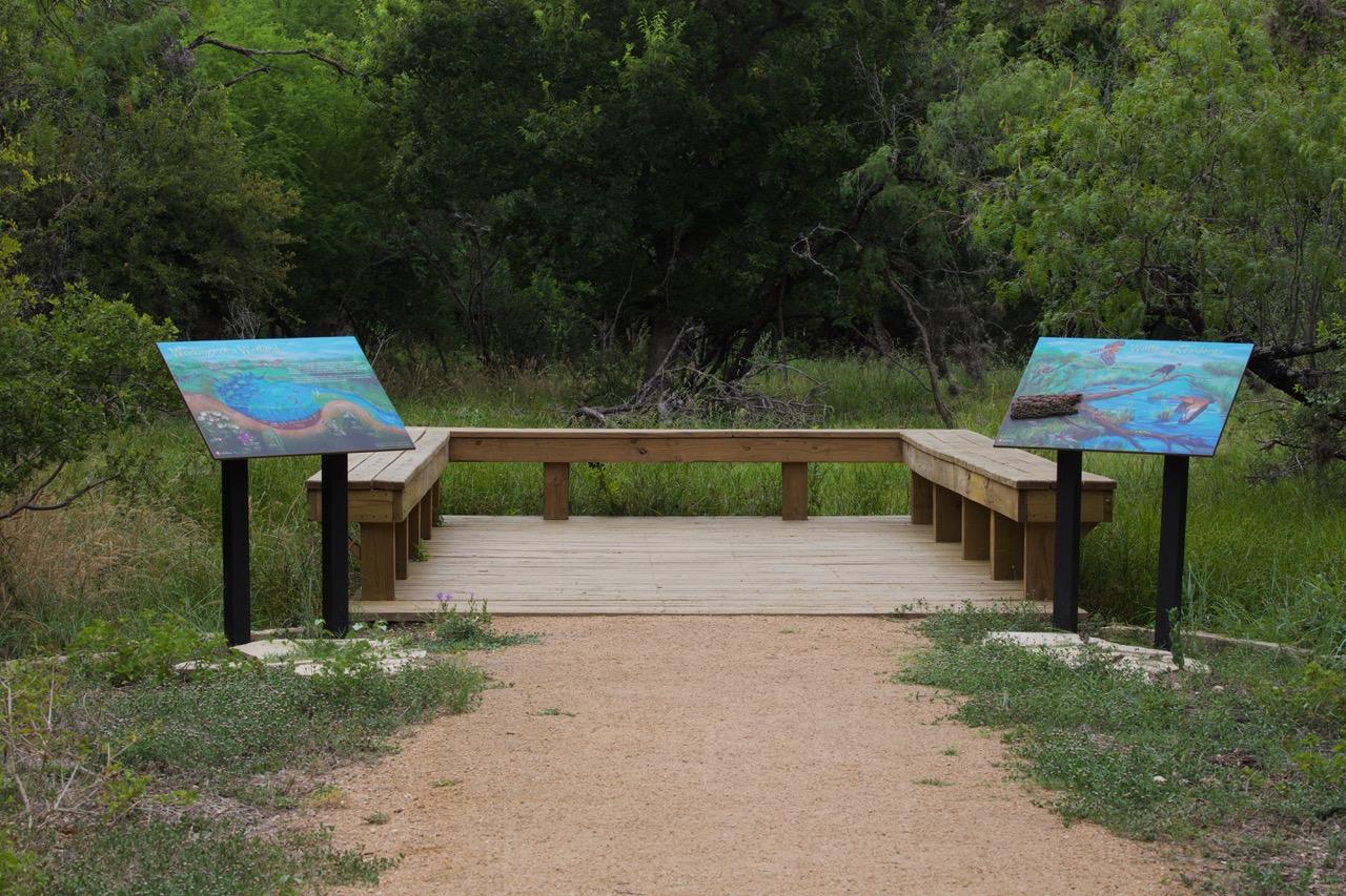 Wetland Viewing Deck