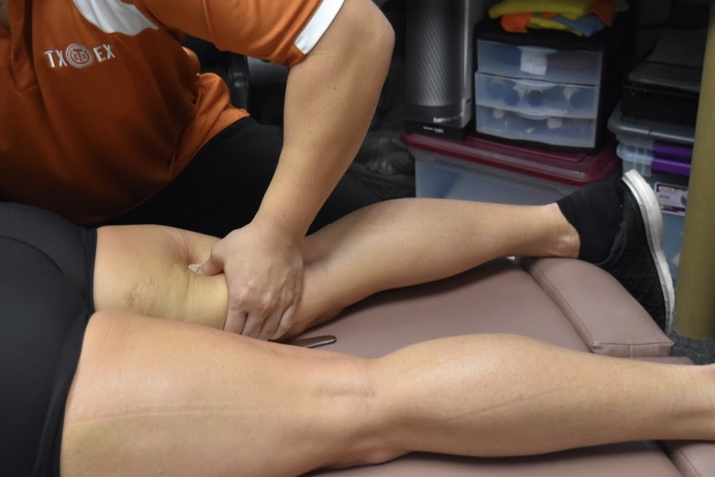Fascial Distortion Method - A popular model to heal fascial distortions that limit the role of soft tissue recovery. A deep, slow, guided movement over restricted fascial regions. Since fascia connects all the muscle, tendons, bones, and ligaments, this method has been highly effective with sports injuries and chronic injuries.