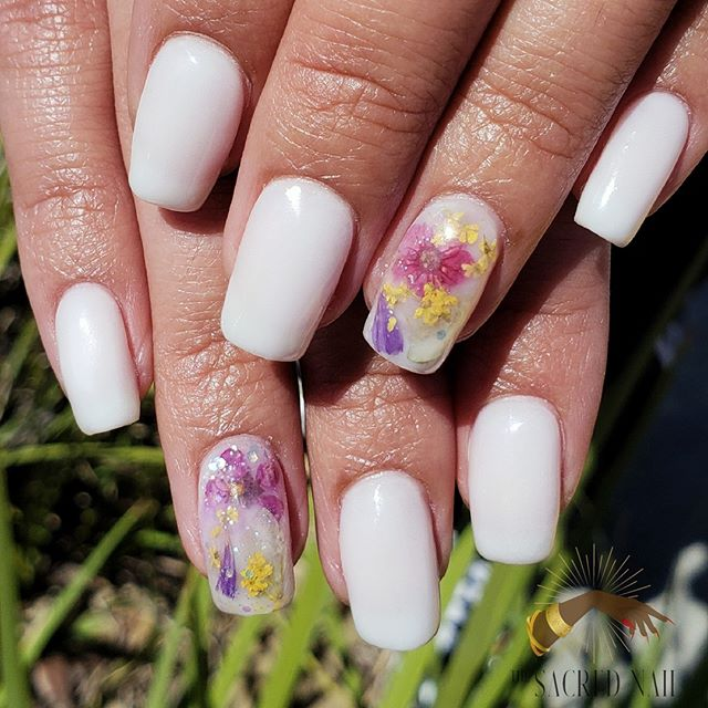 𝔐𝔦𝔩𝔨 𝔅𝔞𝔱𝔥 𝔬𝔫 𝔑𝔞𝔱𝔲𝔯𝔞𝔩 𝔑𝔞𝔦𝔩𝔰 🍼 . . . . #kassavalife #thesacrednail #milkbath #nailart #encapsulated #driedflowers #sacramento #calstate #916nails #sacramentonails #bayareanails #elkgrovenails #california #vacay #milky #softewhite #naturalnails #shortnails #flowernails #milkbathnails #sfnails #sacramentoevents #lanails #nynails #buyblacksac #sacramentobusiness