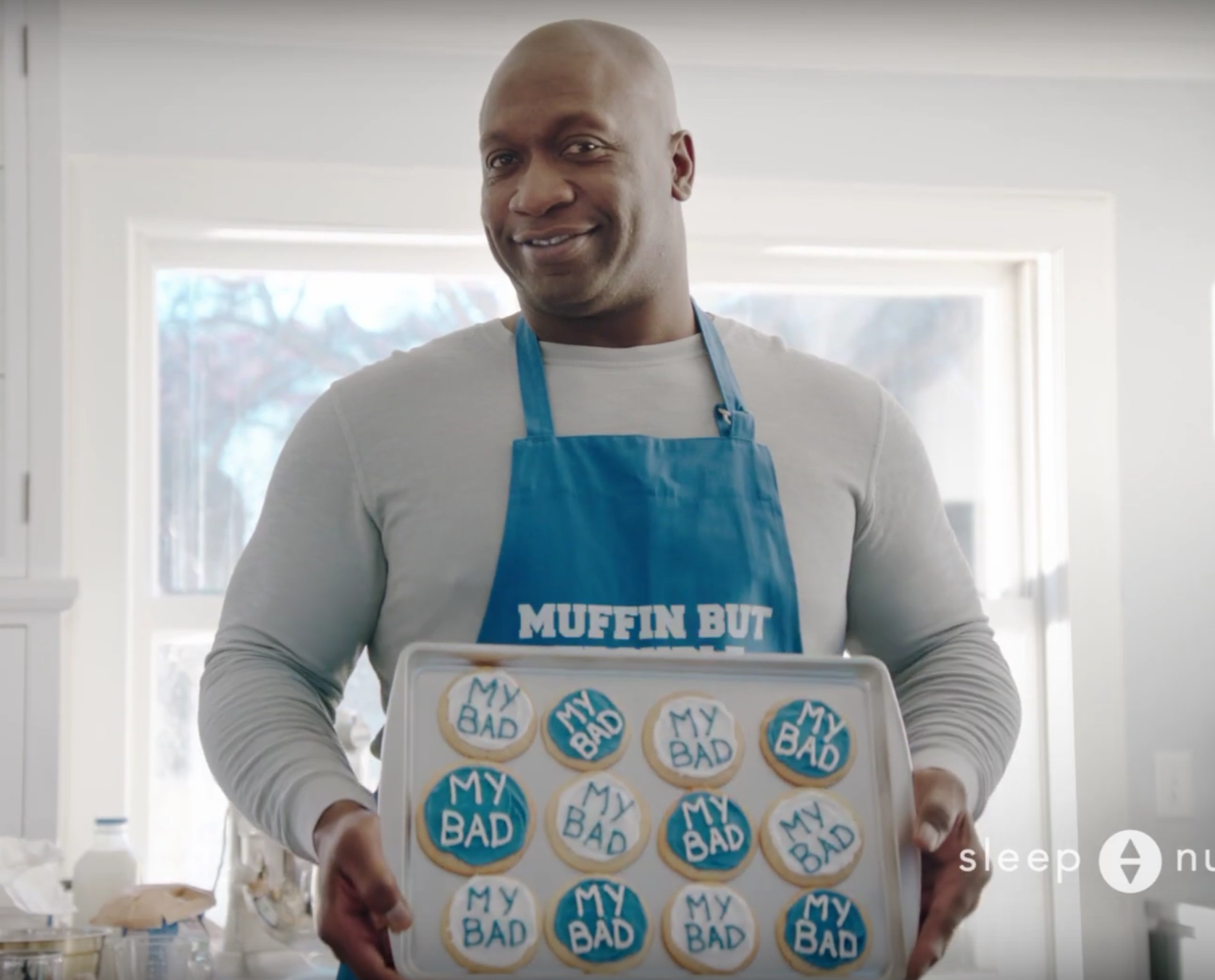 SUPER BOWL LIII - Griffin Archer throws their hat in the Super Bowl ring with a spot starring trash-talking legend, John Randle. The Sleep Number commercial landed at number 12 of 53 Super Bowl spots. Read more.https://www.sportsnet.ca/football/nfl/super-bowl-liii-comprehensive-ranking-top-53-commercials/?fbclid=IwAR0eWgw5L41oRAalowIduHuXDAtHZhrUNUVwrdfXY1pYoKMxk4_iEg3yd2w