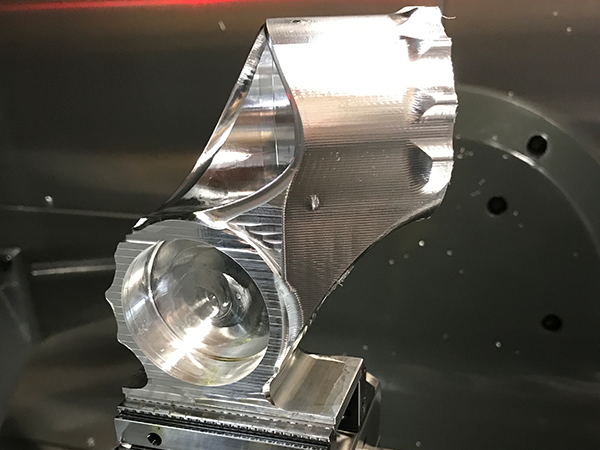 5 Axis CNC Milling