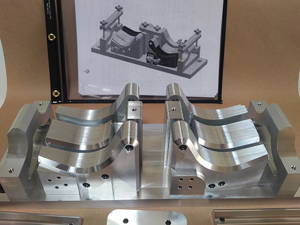 CNC Machined Assemblies