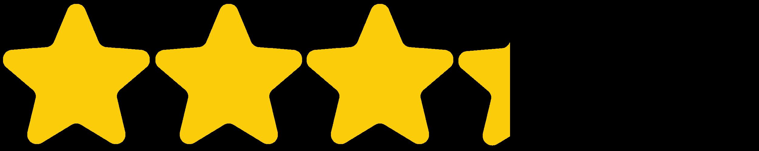 - (3.25 stars)