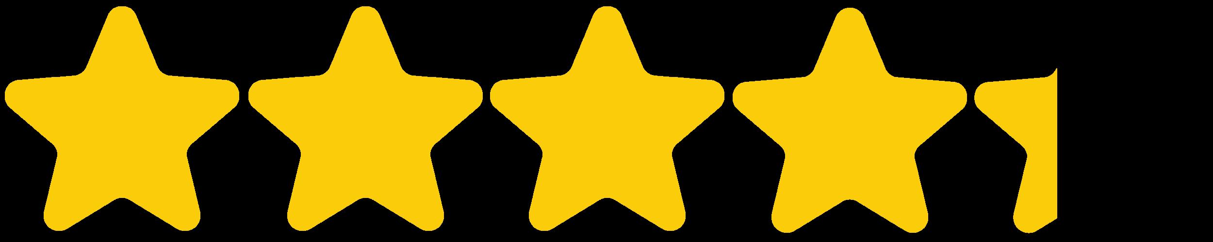 - (4.25 stars)