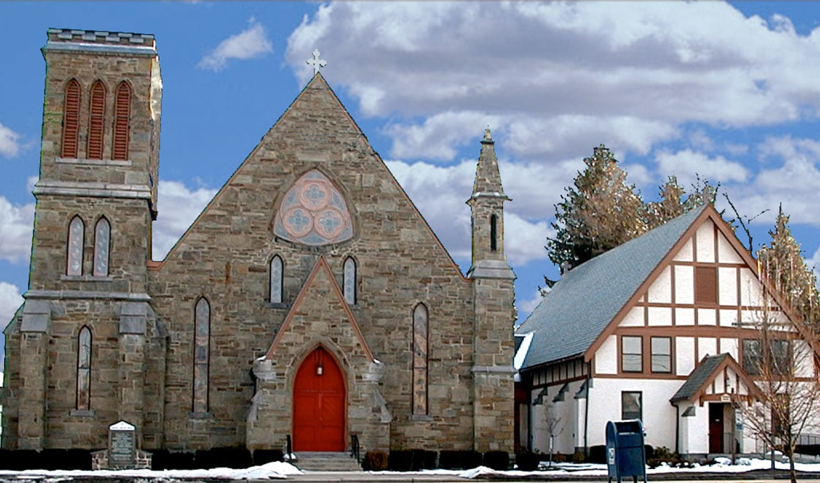 You are welcome here.   The Episcopal Churches of  Emmanuel, Norwich,  St. Andrew's, New Berlin, and St. Matthew's, South New Berlin.   Plan Your Visit