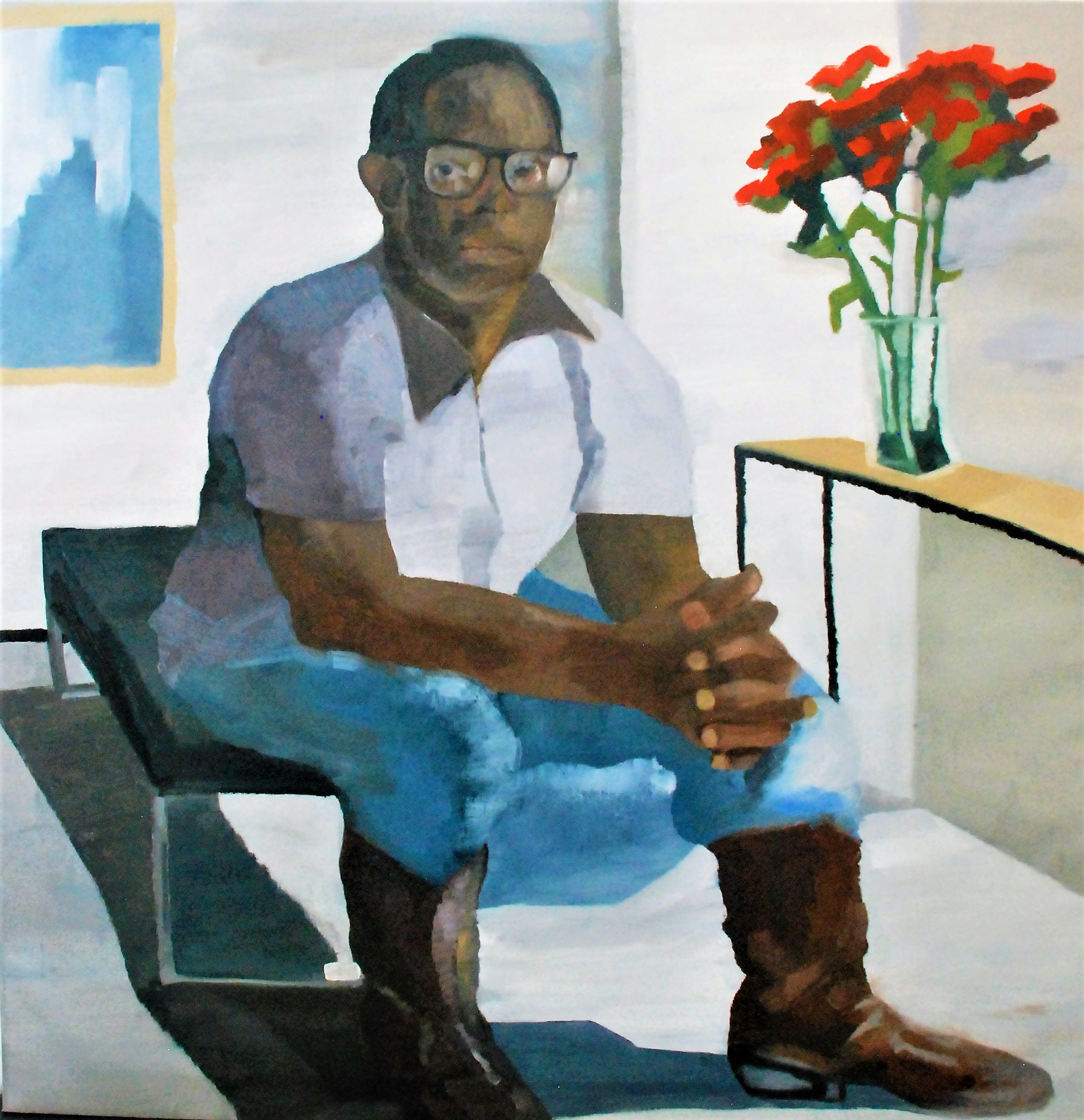 RochelleJohnson-SouthernGentalman-36x35inches-oil.JPG