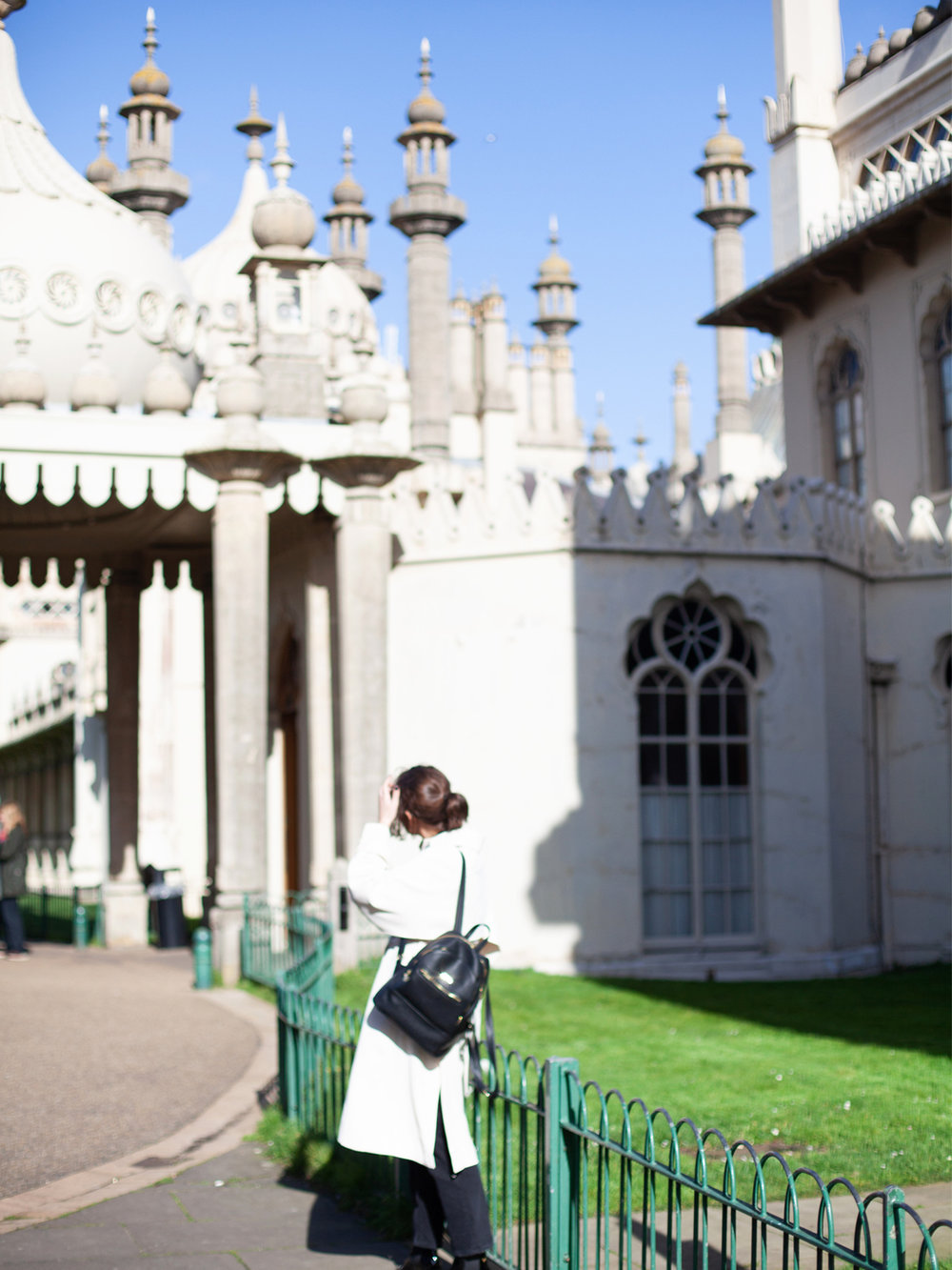 The very interesting Royal Pavilion, Brighton
