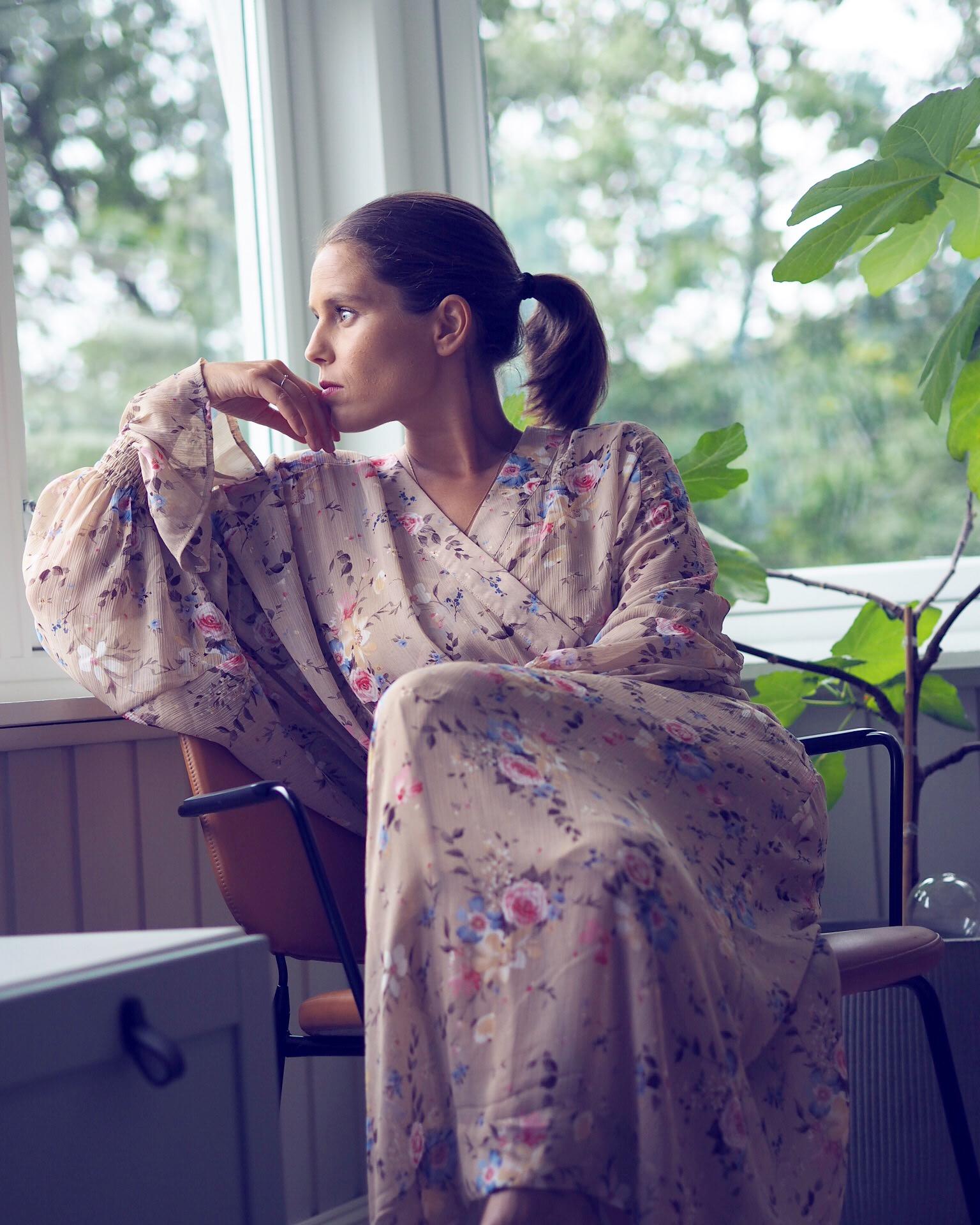 Dress: Line of Oslo / Photo: Nina Isabell Abrahamsen
