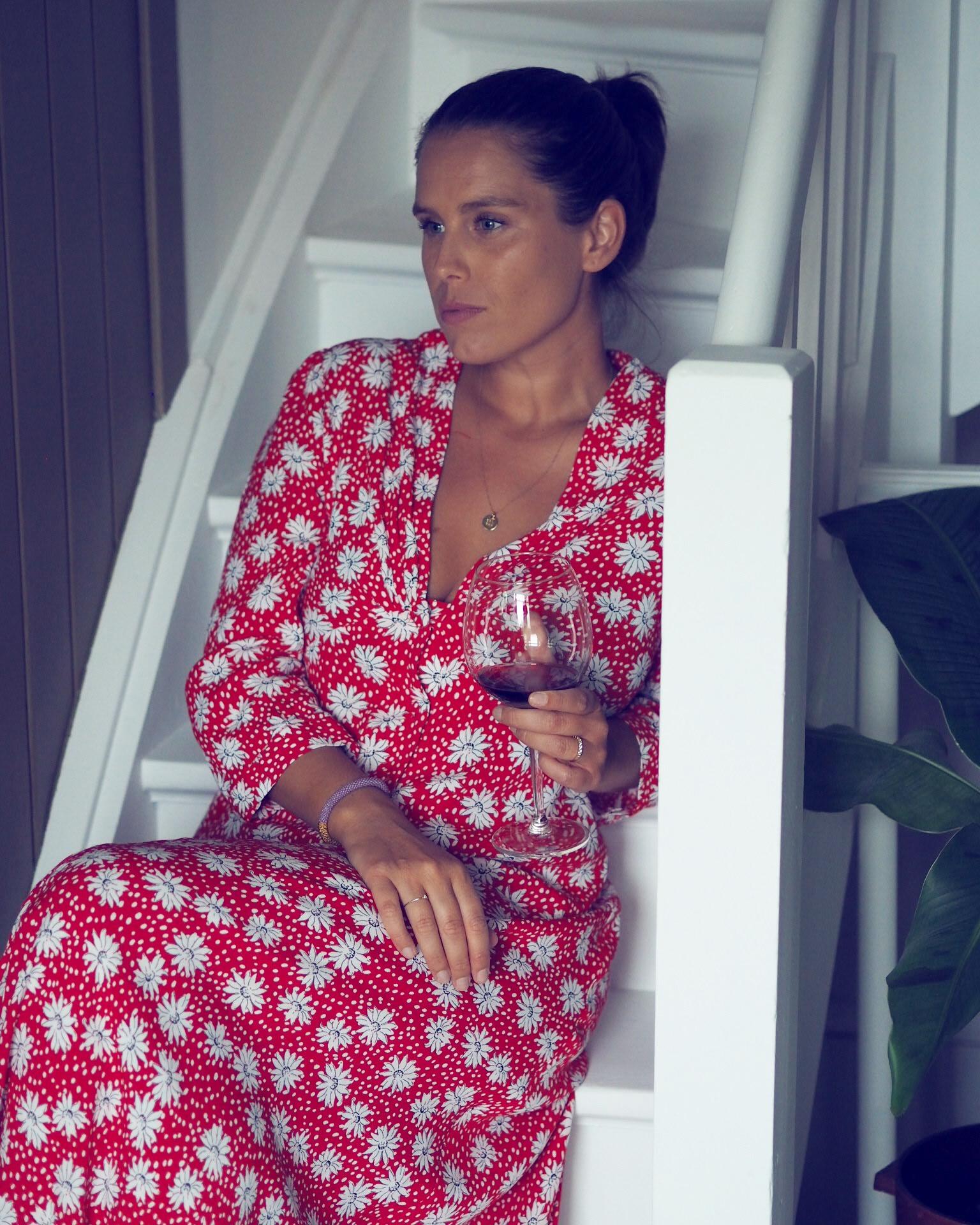 Summer dress: Zara / Photo: Nina Isabell Abrahamsen