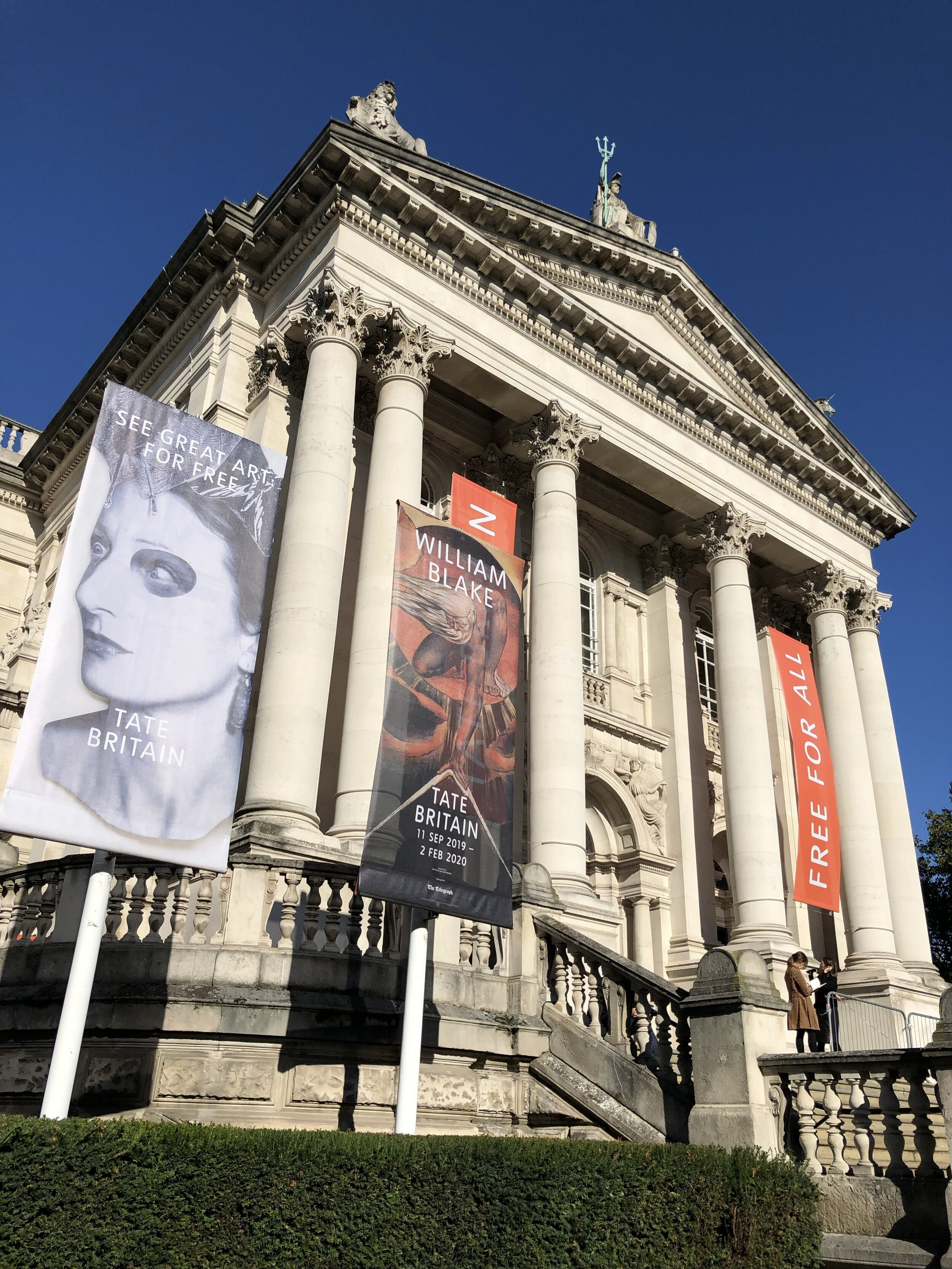 Tate Britain - on my list for next time