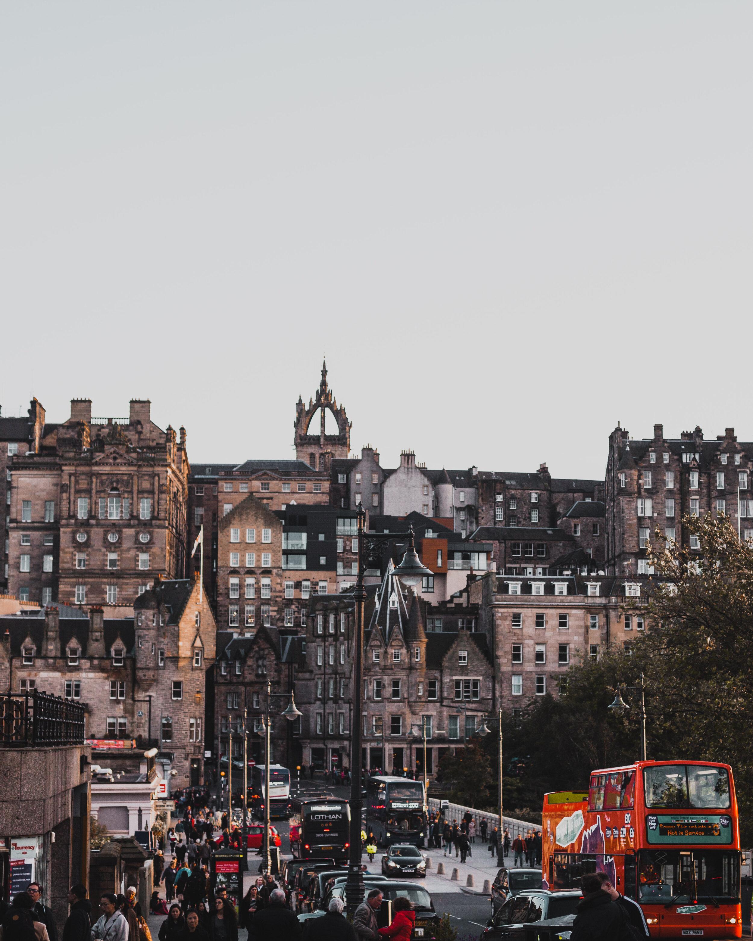 Edinburgh / Photo: Emilia Wallin