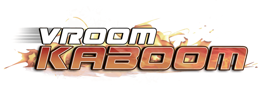 Vroom Kaboom is a Tower Rush game. Players use vehicles to destroy opponents.