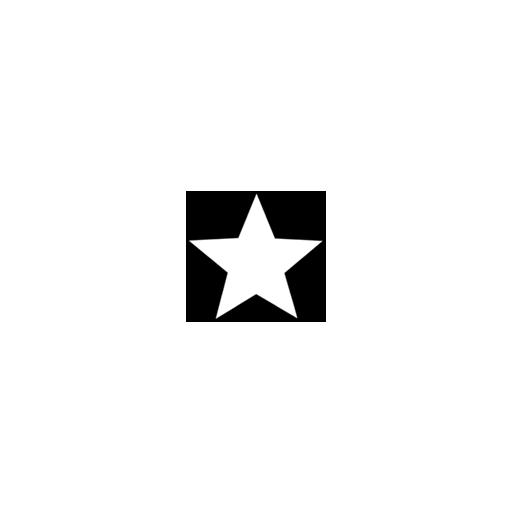 Kapitan mark represented by a star