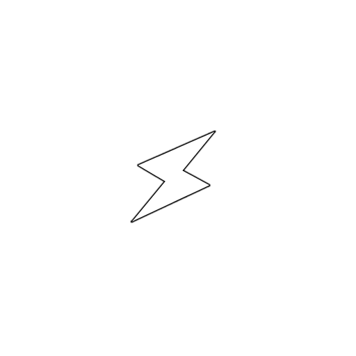 Rush Hour Emblem represented by a lightning marker