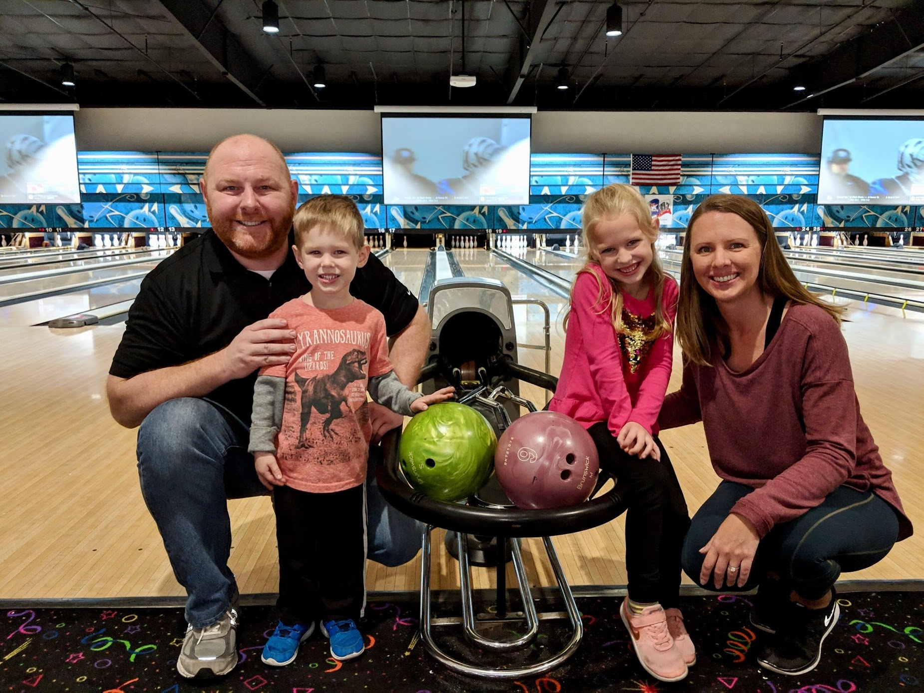 All summer kids can bowl for free at Strikz Entertainment in Frisco!