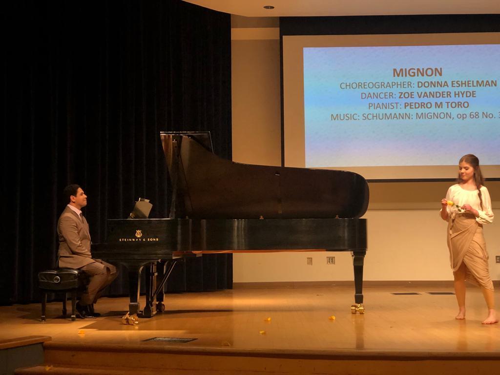 Schumann's Mignon