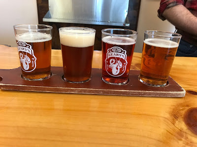 Brewery Reviewery - Read what Justin had to say about his visit to Geary Brewing Co.!