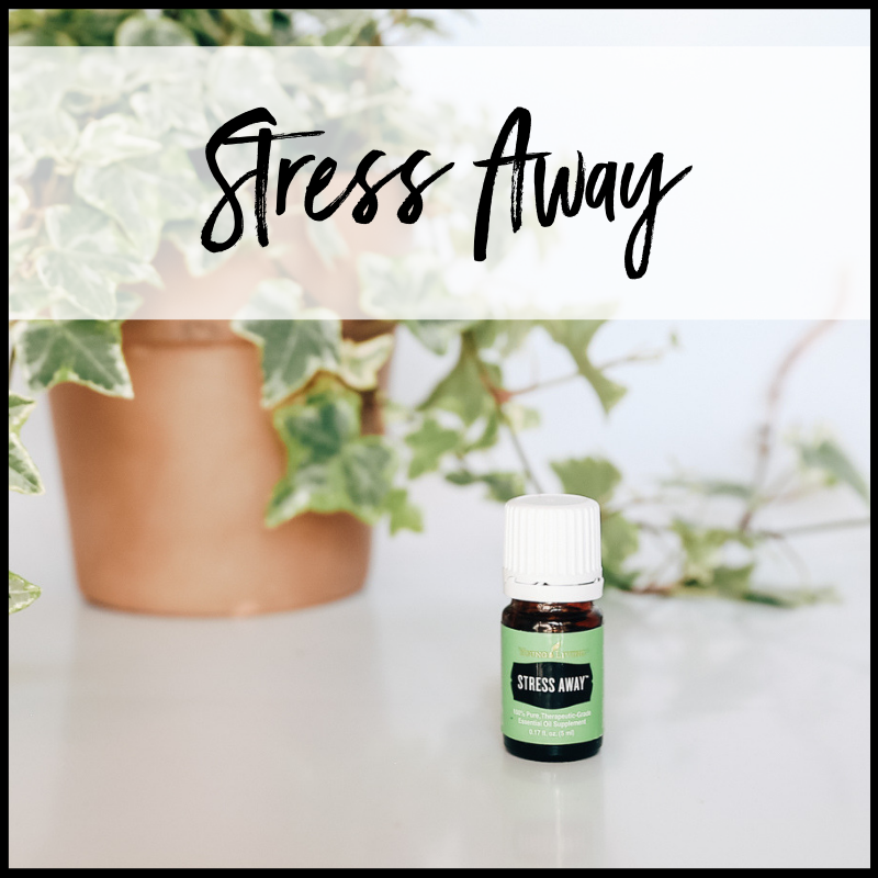Young Living Essential Oils Premium Starter Kit Stress Away.png