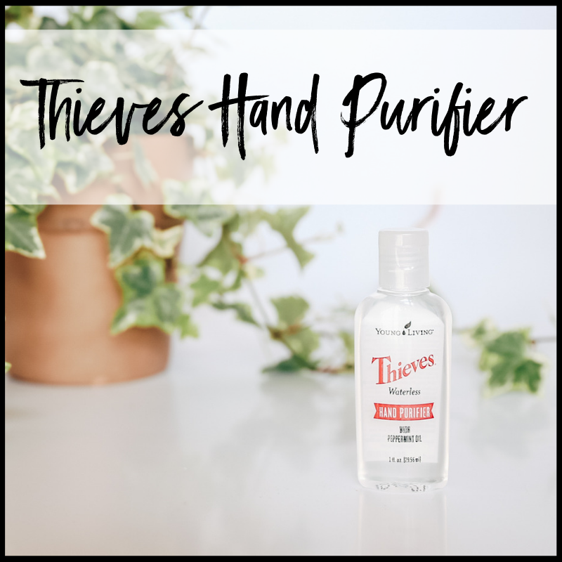 Young LIving Essential Oils Premium Stater Kit Thieves Hand Purifier.png