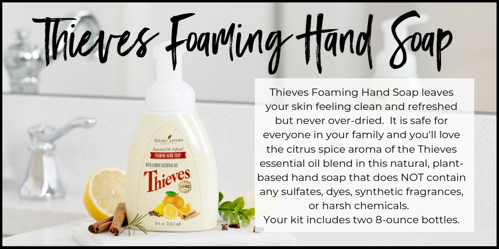 Young Living Thieves Foaming Hand Soap.png