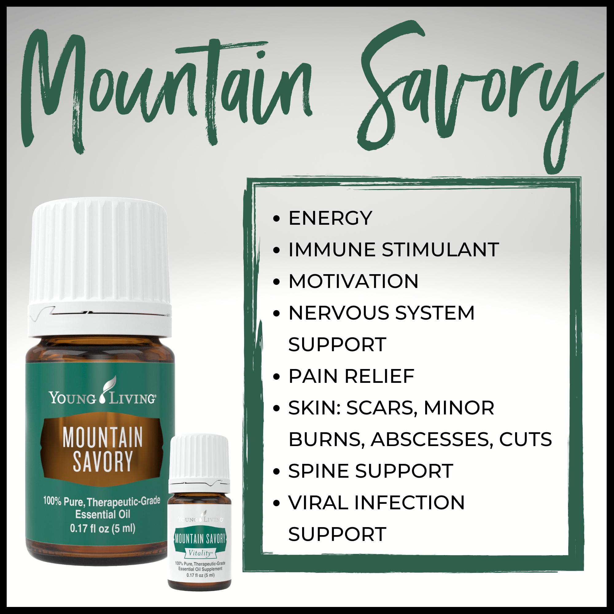 Mountain Savory