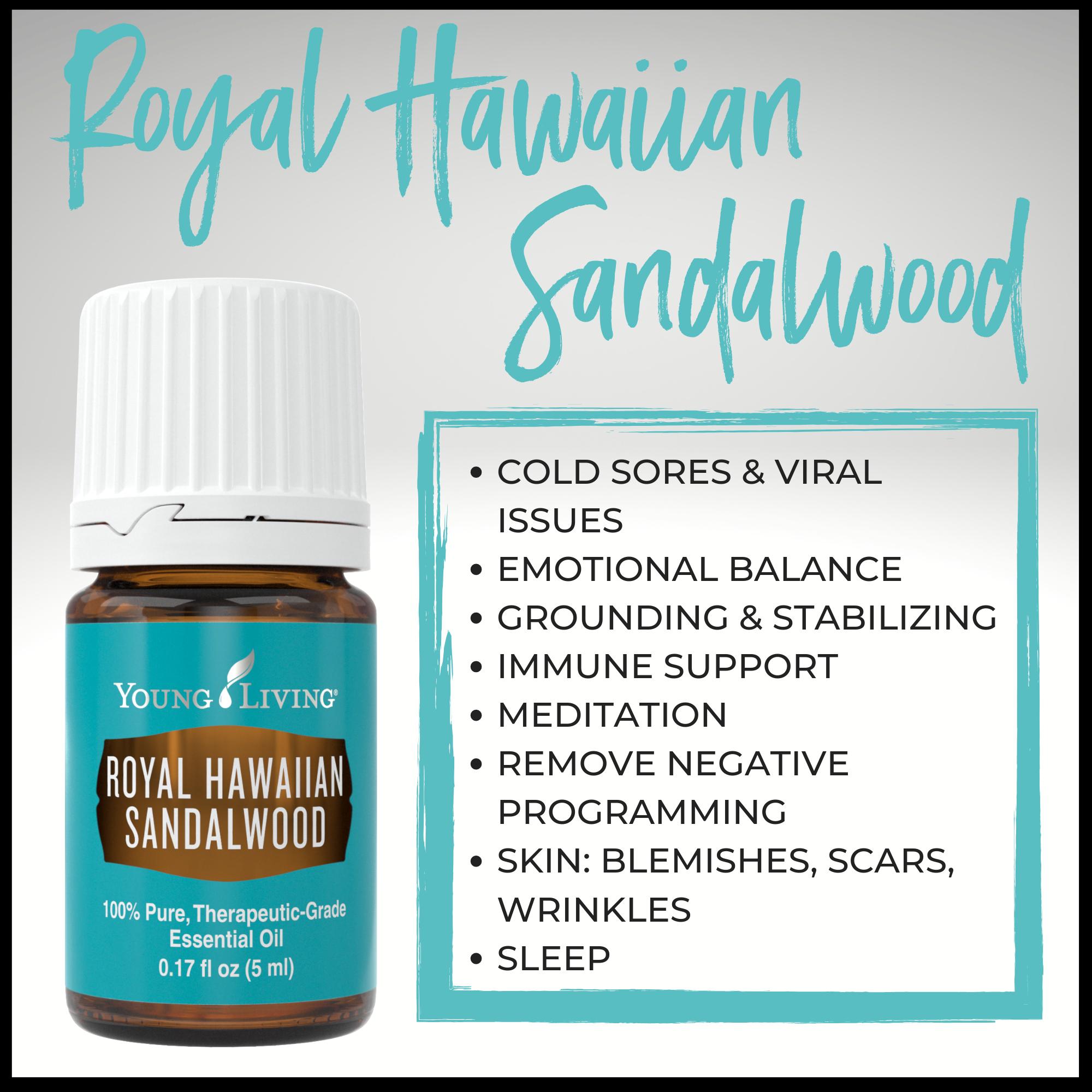 Royal Hawaiian Sandalwood