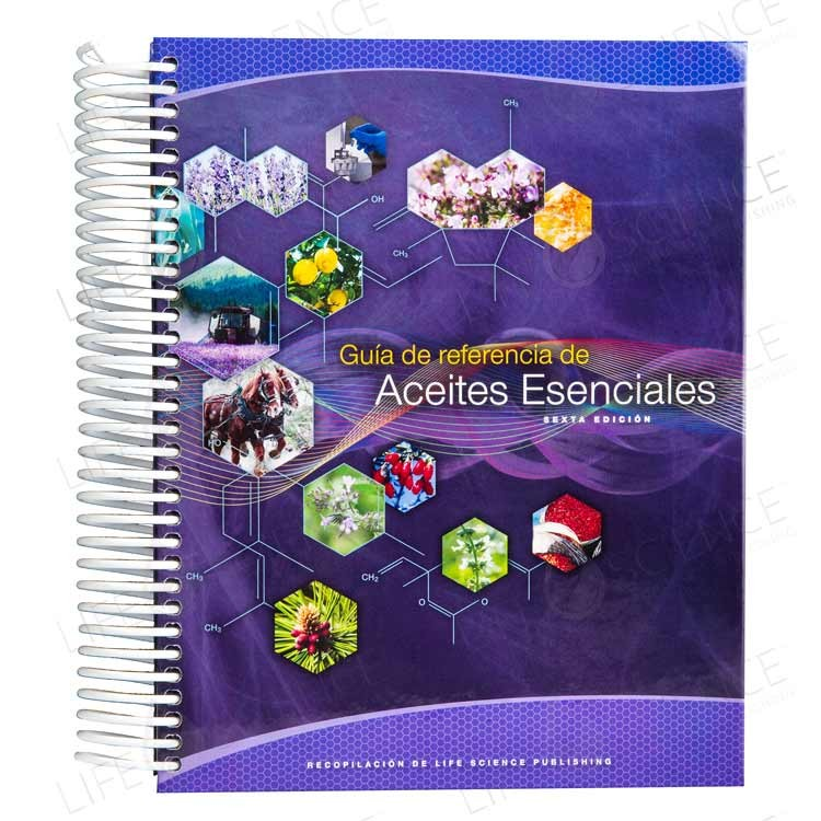 Essential Oils Desk Reference (Spanish)