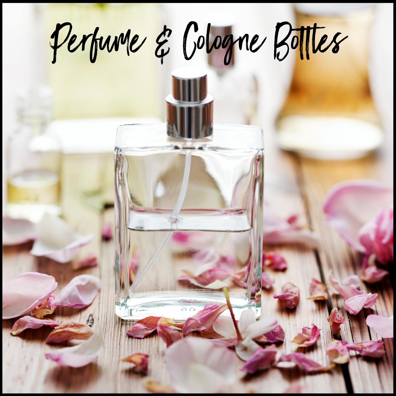 Perfume & Cologne Bottles