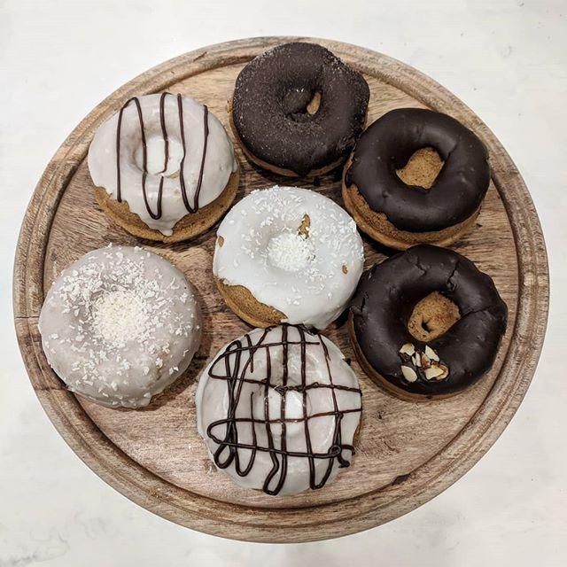 Treat yo self🍩😋 • • • • • #provisions #provisionschattanooga #glutenfree #vegan #donut #chaeats #chattanooga #noogagram