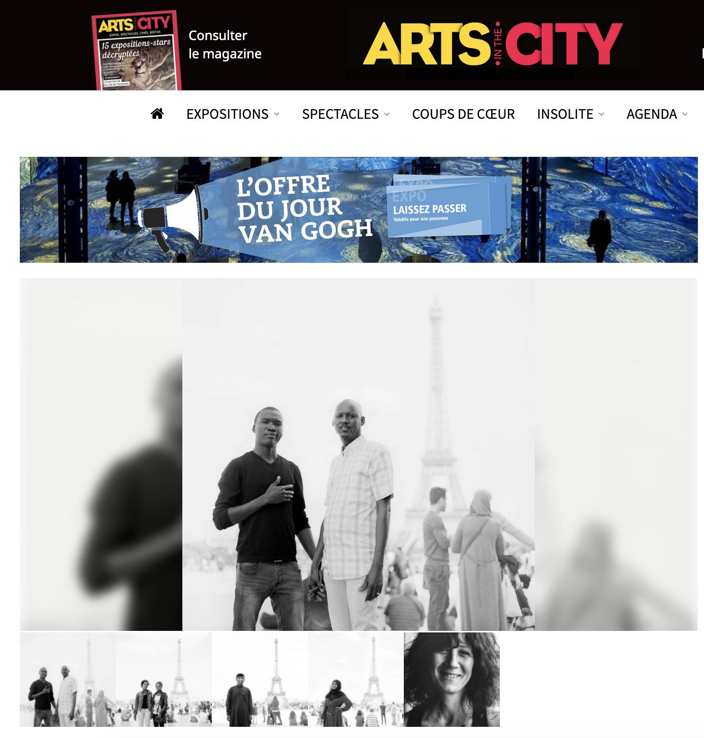 ARTS IN THE CITY, 12 nov 2018
