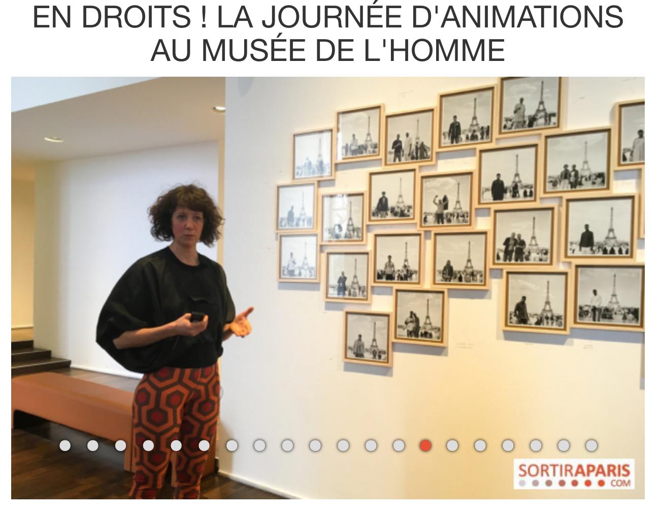 SORTIR À PARIS, 7 déc 2018