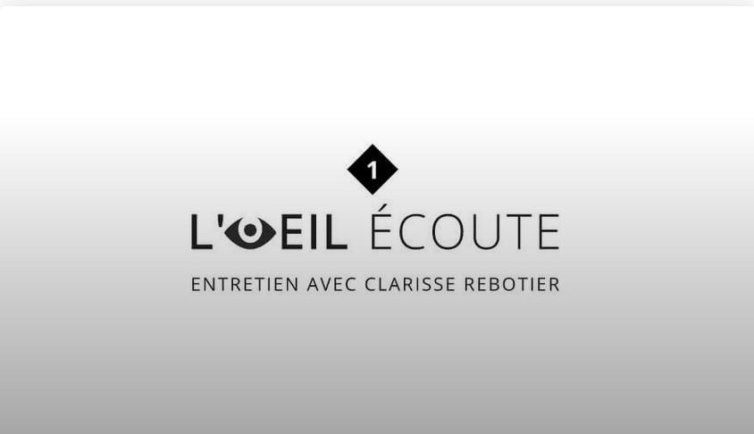 ENTRETIEN POUR L'OEIL ÉCOUTE, ÉDITIONS HÉMÉRIA 13 décembre 2018