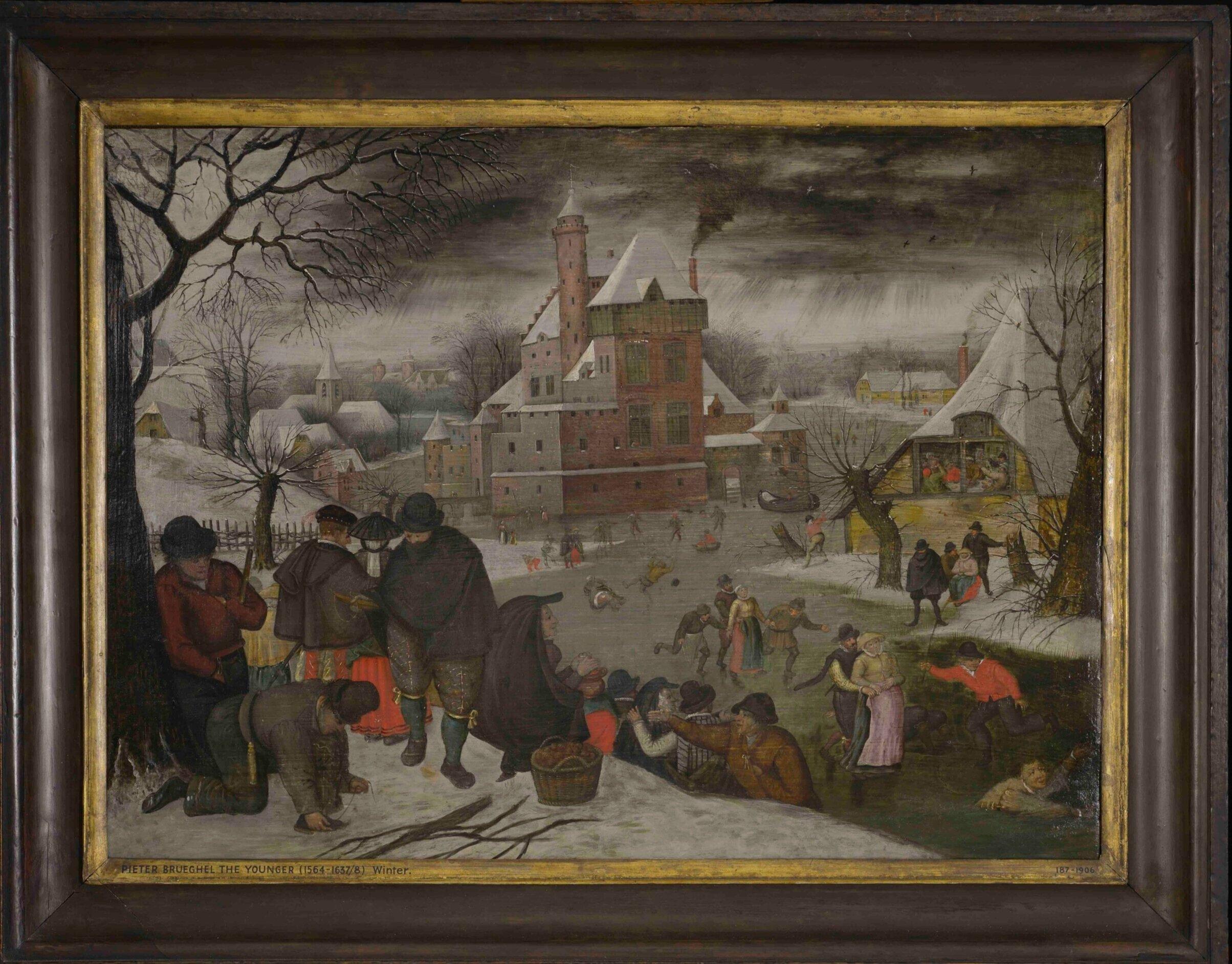 Breughel Winter BT