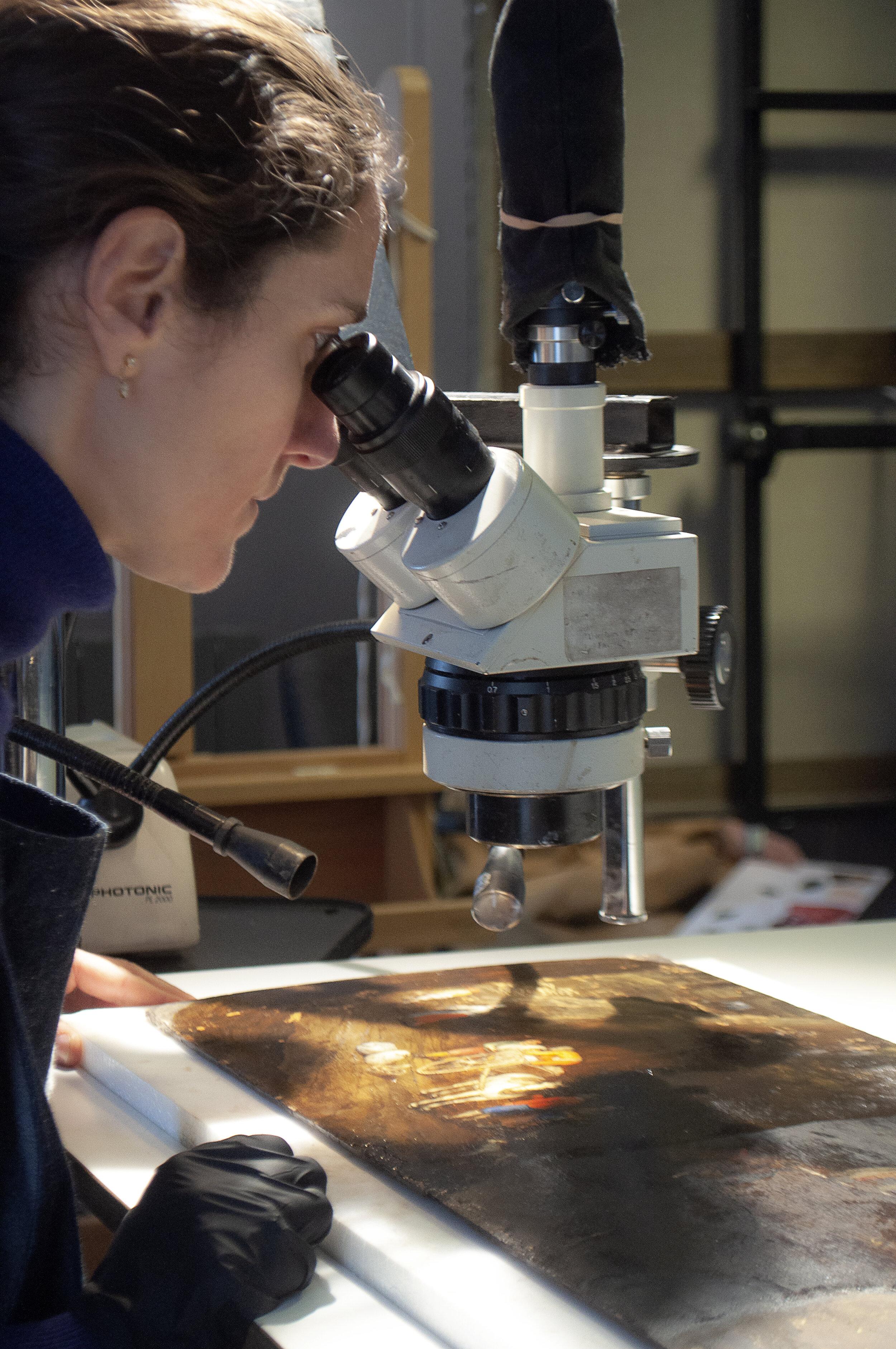 Maria Giulia microscope.jpg