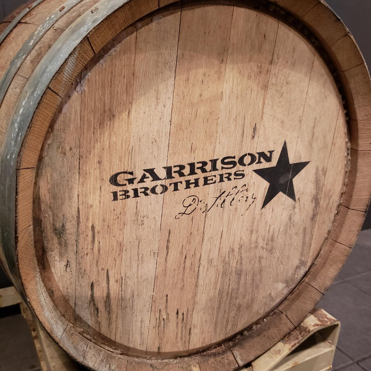 Garrison Bros. - We've released the first in our Garrison Brothers Bourbon Barrel collaboration - a barrel-aged Can You Dig It. We're also about to release a limited barrel-aged Supernaut. Currently, the barrels are full of the cookies-n-cream Supernaut variation. Keep an eye on our Insta for the release announcements through the year.