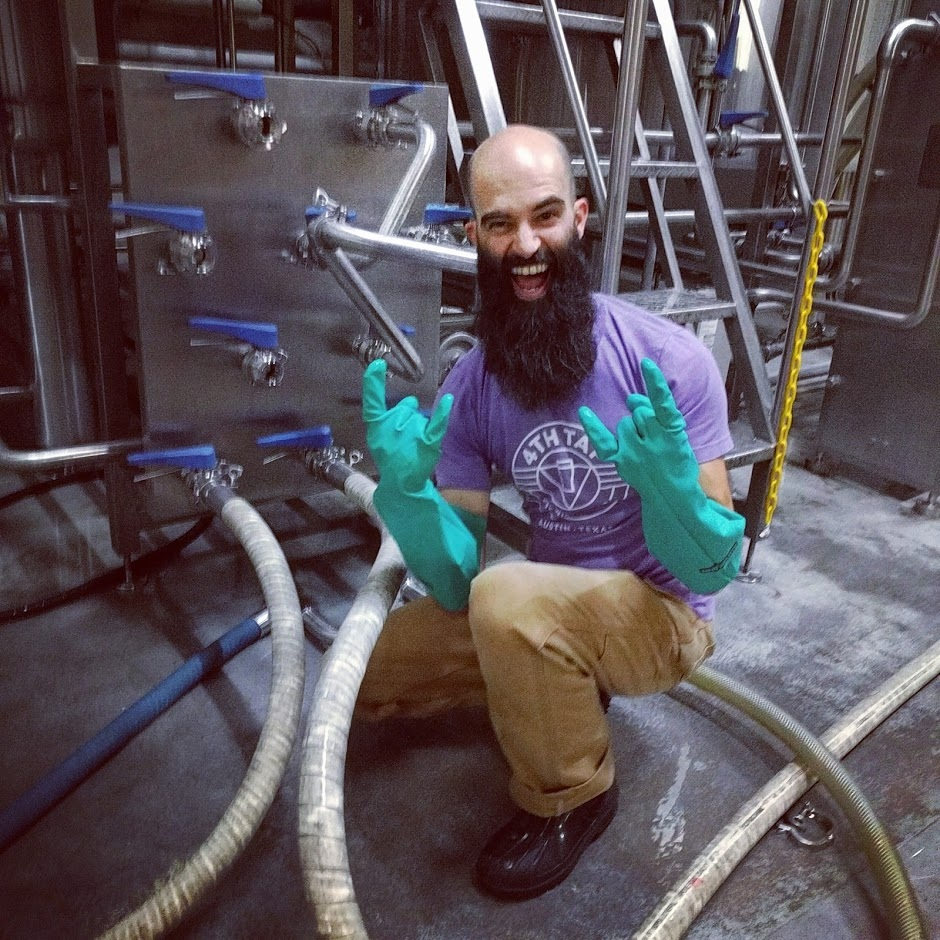 Goodbye Bill - This month, we said goodbye to brewer Bill Arnold. The man with the most epic of beards has been with us since we first opened - making beer, riding his motorcycle, and blasting the Lord of the Rings Soundtrack in our taproom. His partner received a job offer in Atlanta - the kind of offer one does not pass up - so Bill and Andrea have relocated. Bill will stay in the industry by landing at the renowned Atlanta brew-pub known as the Wrecking Bar. We wish him all the best in his future endeavors. If you find yourself out in ATL, stop by and say hello.
