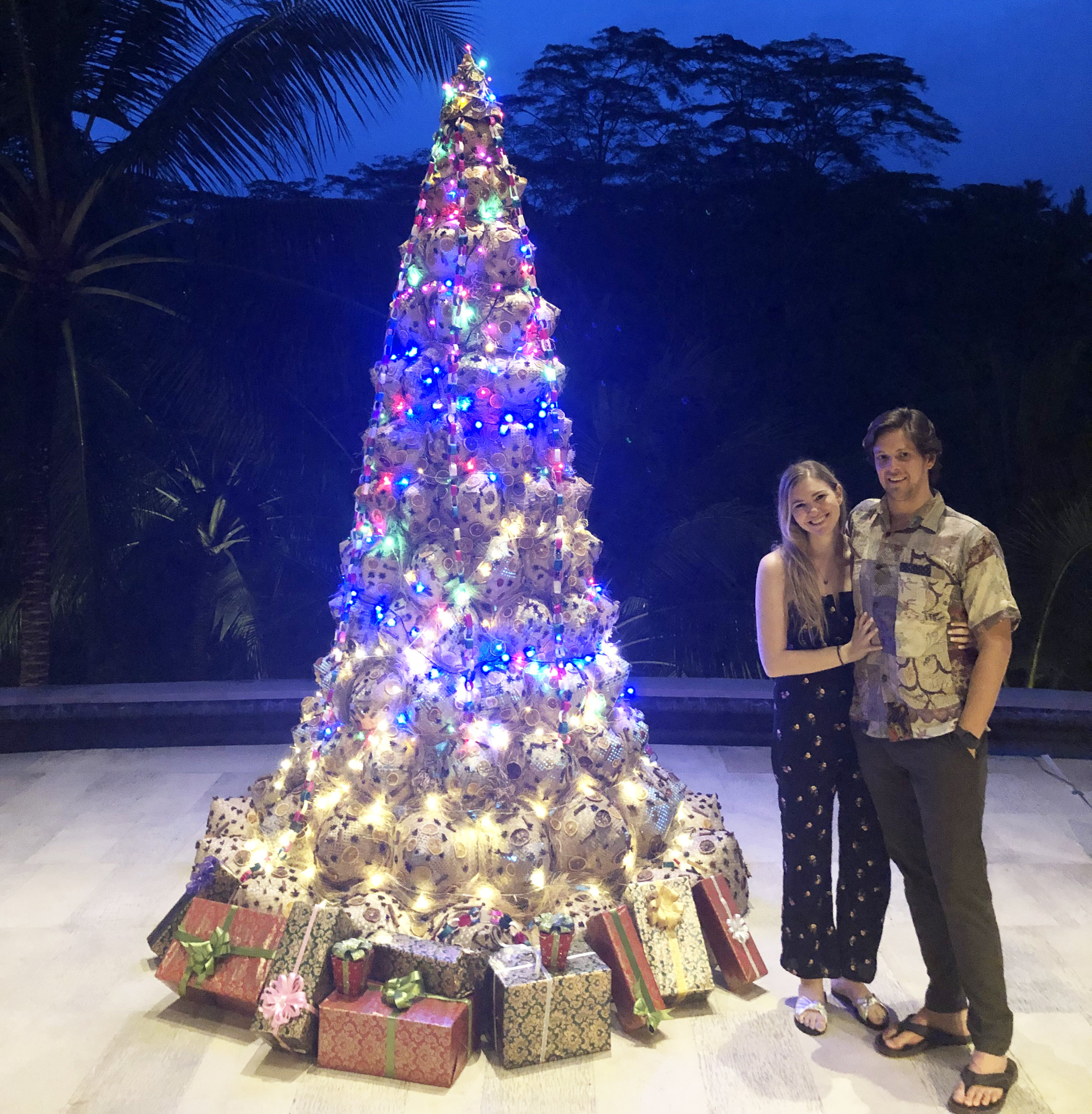 Tim & Dana: honeymoon to Chiang Mai, Bali - DECEMBER 2018Mary and the Living Big Travel team were the best money we spent on our honeymoon! They took us from largely unplanned three months out to a detailed 16 days of amazing adventure. Mary and the team helped us figure out the timeline of events (or the puzzle, as Mary likes to call it) to best maximize our dollar. She also opened our eyes to some amazing experiences—Chakra rituals in Ubud! Elephants in northern Thailand! We would recommend Living Big Travel to anyone looking to get the most out of their honeymoon.