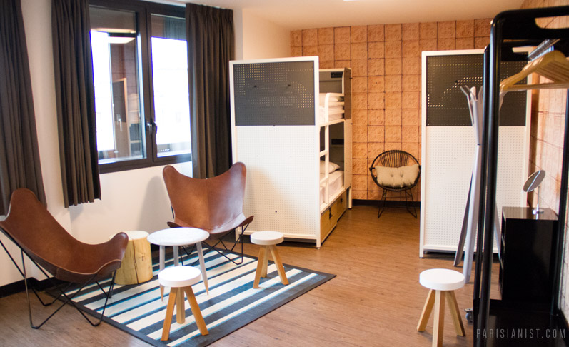 Image Source: Generator Hostel Paris