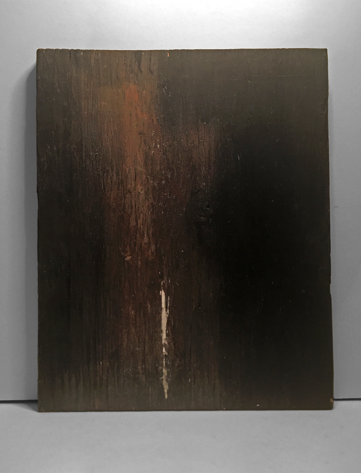 ONE NIGHT   Acrylic, wood  10 x 8 Inches