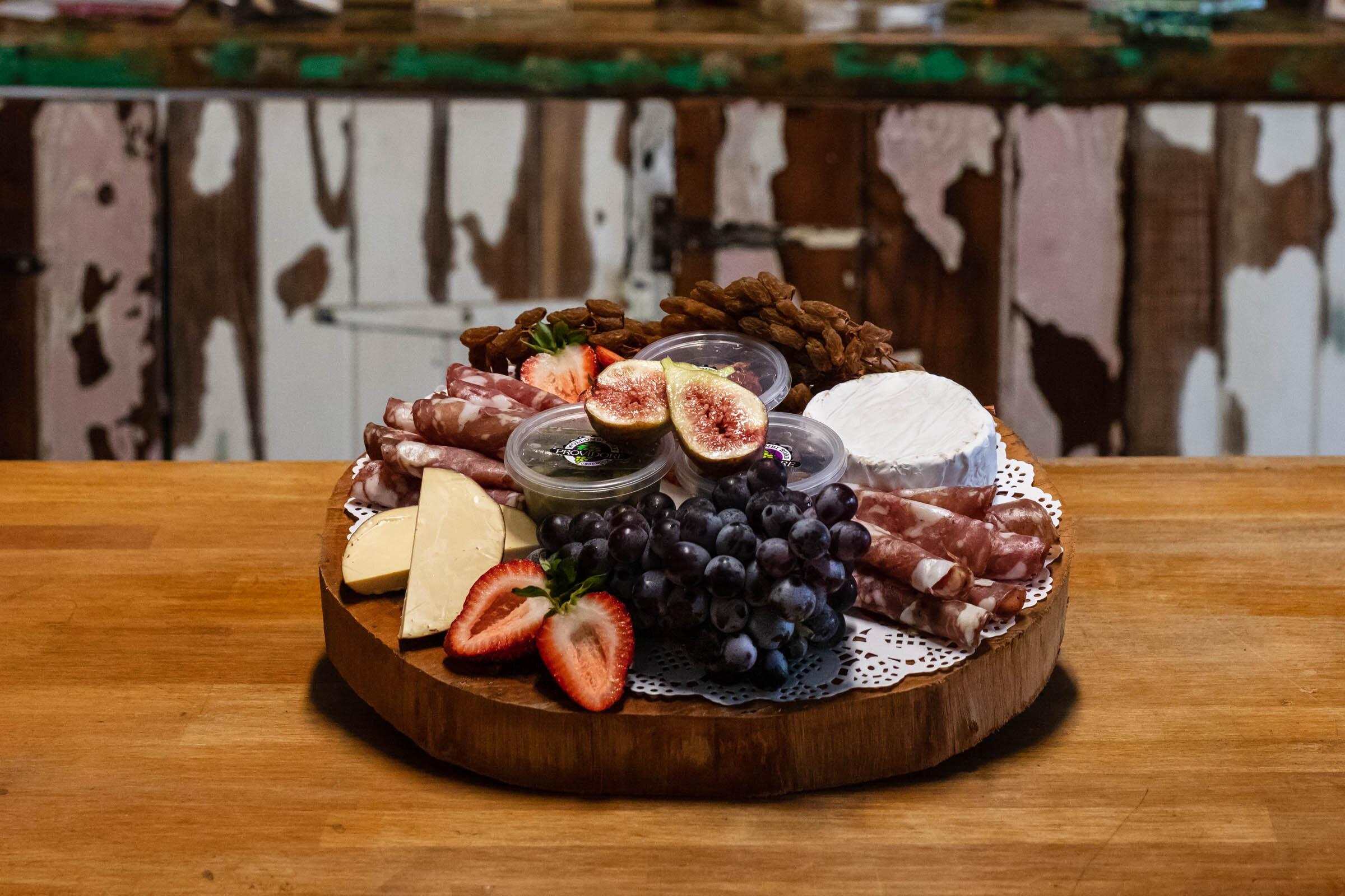 Small Cheese Platter 2 4 People Wollombi Road Providore
