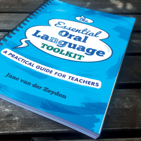 Oral Language Book Design