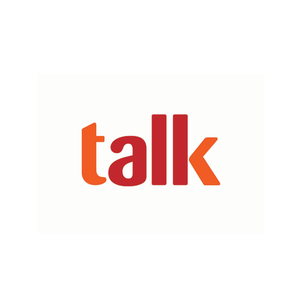 All Talk Logo Design
