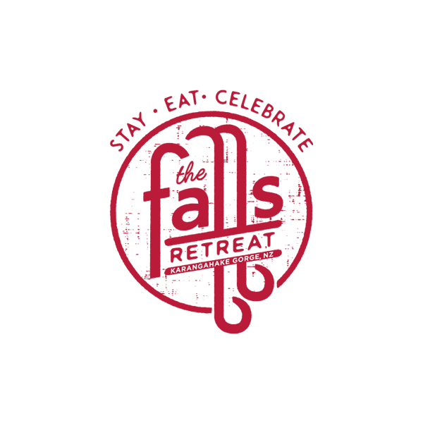 The Falls Retreat Identity