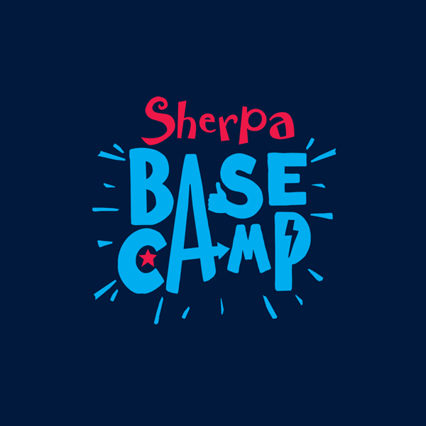 Base Camp Logo Design