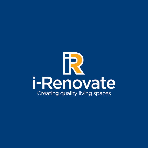 i-Renovate Logo Design